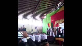 Graduates from Ubay bin kaab