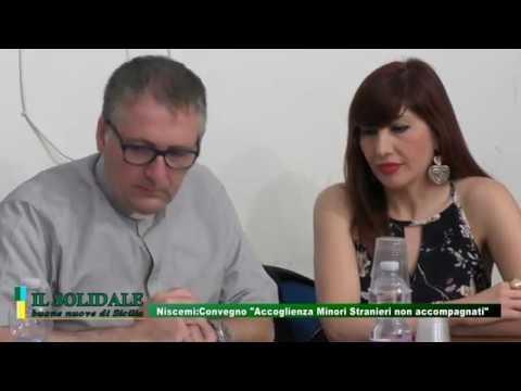 Video: Niscemi - Convegno:comunità e accoglienza di minori stranieri non accompagnati