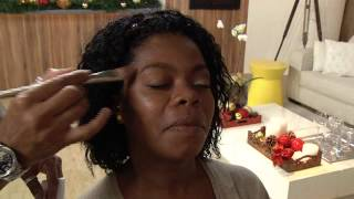 getlinkyoutube.com-Aprenda como fazer uma linda maquiagem para pele negra!