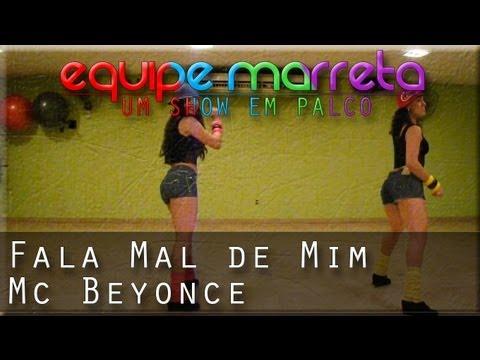 Fala Mal de Mim - Mc Beyonce (Coreografia Professor Jefin)
