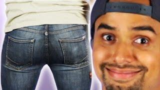 flushyoutube.com-Men Try Big Butts For A Day
