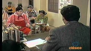 getlinkyoutube.com-El Chavo Del 8 - Primer Dia De Clases