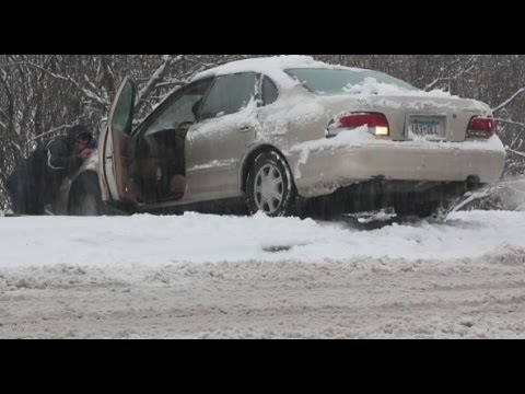Drive Your Way Out of Trouble This Winter Weather Season