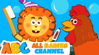 getlinkyoutube.com-This Is The Way We Brush Our Teeth And More   Nursery Rhymes For Children   All Babies Channel