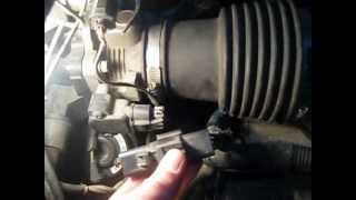 2003 Ford Windstar clean or replace Mass Air Flow sensor (MAF)