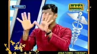 getlinkyoutube.com-Makkal Tv  - Anatomic Therapy (Healer's Baskar) Program