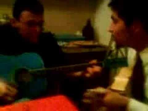 VODICE- Duo mandolina-(ko zna)-RIBARI