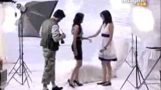 getlinkyoutube.com-Arohi Mobeling in Arjuns Office Arjun Gets really MAd