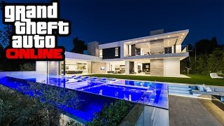 getlinkyoutube.com-GTA 5 DLC NEW MANSION HOUSE! APARTMENT UPDATE SHOWCASE IN GTA 5 (GTA V MOD)