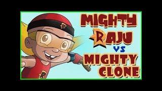 getlinkyoutube.com-Mighty Raju VS Mighty Clone Movie