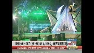 (Mera Yaar na Raha) Defence Day Ceremony at GHQ Rawalpindi 2015