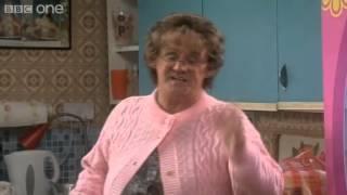 getlinkyoutube.com-Mrs Brown Meets Ken and Barbie - Mrs Brown's Boys - Series 3 Episode 1 - BBC One