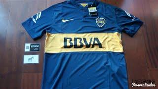 getlinkyoutube.com-Boca Juniors 14-15 (Playera Local).