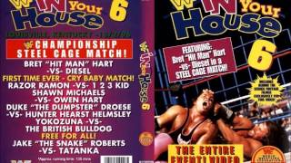 WrestleRant Edition #425: WWE In Your House 6 Review