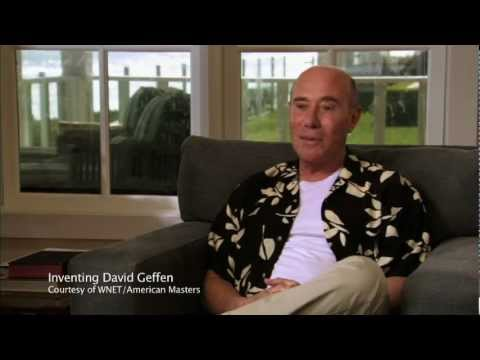 Inventing David Geffen interview