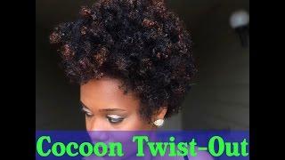 getlinkyoutube.com-Cocoon Twists: Big Sexy Voluminous Valentine's Day Hair