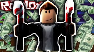getlinkyoutube.com-Roblox | SELLING CANDY TO BECOME MILLIONAIRES!!