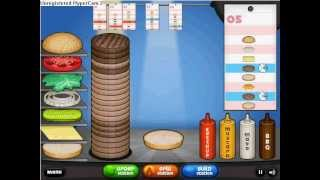 getlinkyoutube.com-Let's Play: Papa's Burgeria-59(Burger Pile)