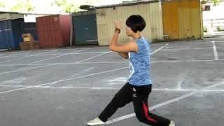 getlinkyoutube.com-Yang Tai Chi 108 moves - by Angela