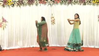 getlinkyoutube.com-sisters at sangeet function