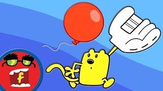getlinkyoutube.com-Don't Give Up | Fredbot Cartoons For Kids (Wow! Wow! Wubbzy!)