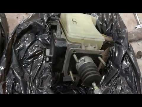 Замена ГТЦ на Lexus GX470