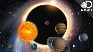 getlinkyoutube.com-This Black Hole Is 17 Billion Times Larger Than The Sun!