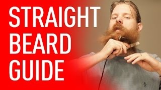 getlinkyoutube.com-How To Straighten Your Beard | Eric Bandholz