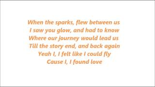 getlinkyoutube.com-Owl City - I Found Love Lyrics