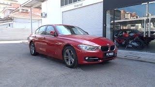 getlinkyoutube.com-2014 BMW 320i Sport Line Start-Up and Full Vehicle Tour