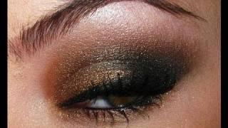 getlinkyoutube.com-Smokey Glam Couture Eyes