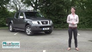 getlinkyoutube.com-Nissan Navara pick-up review - CarBuyer