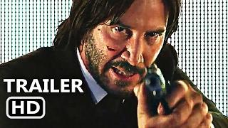 getlinkyoutube.com-JΟHN WІCK 2 Super Bowl Trailer (2017) Keanu Reeves, Action Movie HD