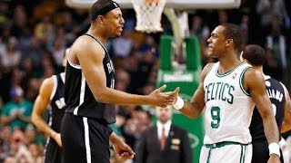 Rajon Rondo 20 points,9 assists,7 rebounds,4 steals vs Brooklyn Nets 3/7/2014 - Full Highlights [HD]