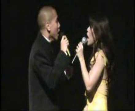 """Endless Love"" Mikey Bustos duet with Roselle Nava"