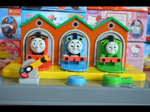 Thomas And Friends Fun Push Toy Thomas The Tank James Percy