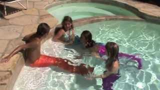 getlinkyoutube.com-Mermaid Tails Movie