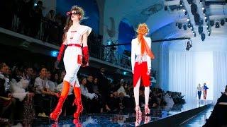 getlinkyoutube.com-Jean Paul Gaultier | Haute Couture Spring Summer 2017 Full Show | Exclusive