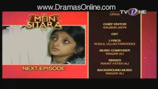 Main Sitara Episode 2 Promo -- 17 March 2016 on Tv one