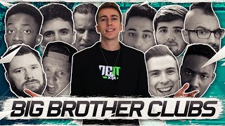 getlinkyoutube.com-SO MANY YOUTUBERS!   BIG BROTHER CLUBS FIFA 16