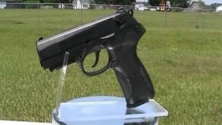 getlinkyoutube.com-Bruni P4 8mm Blank Pistol