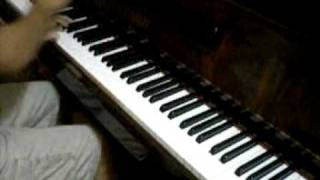 getlinkyoutube.com-Pink Floyd - High Hopes - on Piano