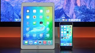 Apple iOS 9: What's New?