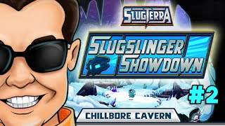 getlinkyoutube.com-Slugterra Slugslinger Showdown - Chillbore Cavern (iOS Gameplay)