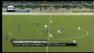 Final Completa Copa Intercontinental 2000: Boca Juniors 2 - 1 Real Madrid. Partido completo