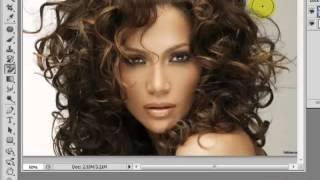 getlinkyoutube.com-قص الشعر بطريقة احترافية Photoshop cs5 Lesson