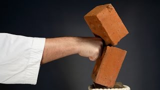 getlinkyoutube.com-How To Break a Brick With Your Hand