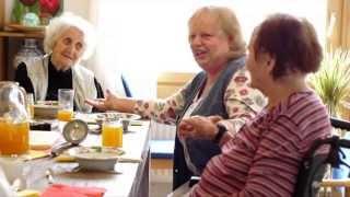 getlinkyoutube.com-Seniorenbetreuung der Stadt Wels: Tanze mit mir in den Morgen