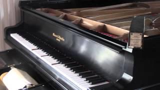 "AMPICO ""GENERAL PERSHING MARCH"" 1 Step-by Carl. D. Vandersloot-Played by Arden & Lambert"