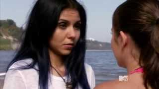 getlinkyoutube.com-Degrassi - Zoe and Grace (Gracevas / Cardivas) - Girls Like Girls